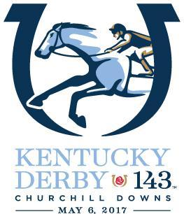 2017 Kentucky Derby Logo